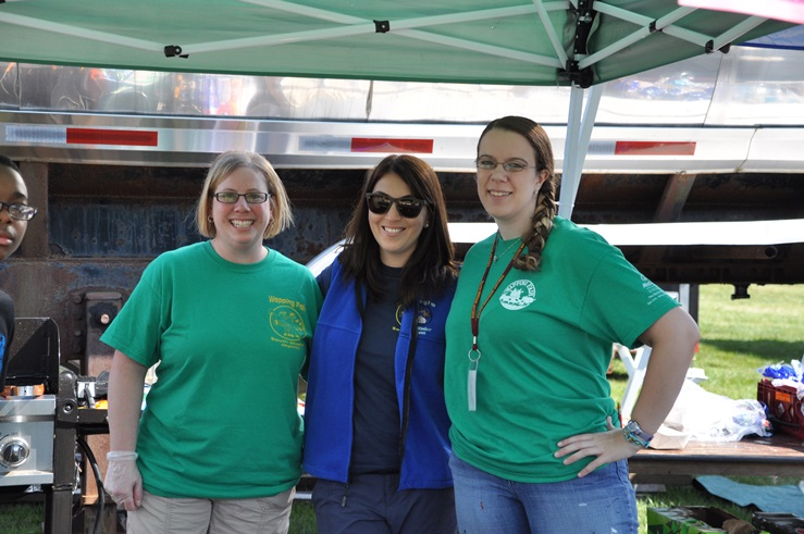 Jaycees volunteers